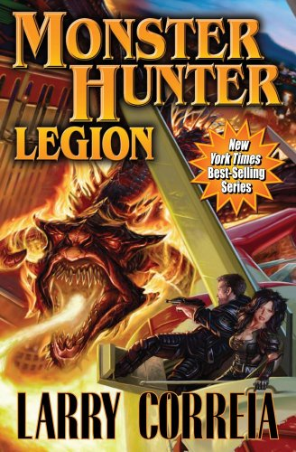 Larry Correia – [monster Hunter 04] – Monster Hunter Legion (epub)