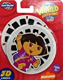View-Master - Dora's World Adventure - 2 Reels