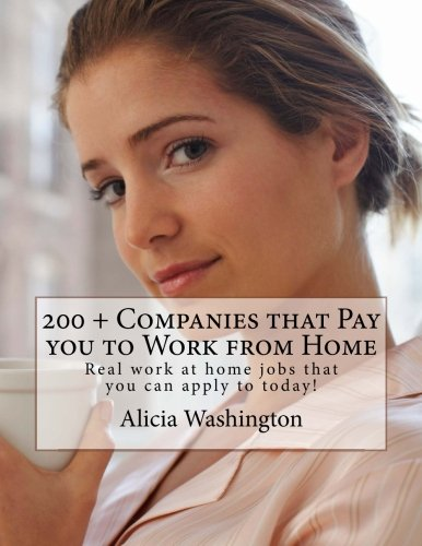 200 + Companies that Pay you to Work from Home: Legit Work at Home Job Listings