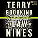 The Law of Nines (       UNABRIDGED) by Terry Goodkind Narrated by Mark Deakins