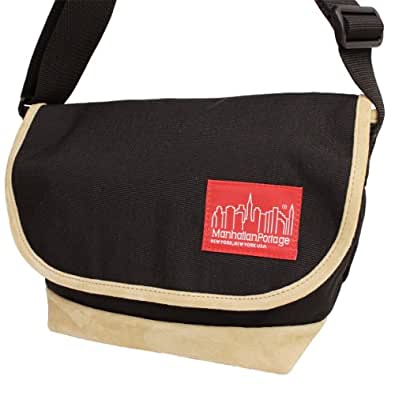 Manhattan Portage メッセンジャーバッグ [Casual Messenger Bag] MP1605JRSD13 1.ブラック