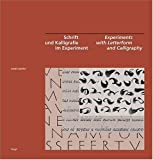 img - for Experiments With Letterform and Calligraphy by Andre Gurtler (1997-10-01) book / textbook / text book