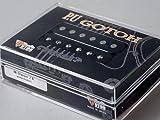 【 GOTOH Pickups 】 ハムバッカーピックアップHB-Classic ブリッジ用