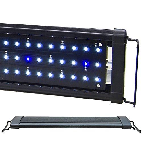 "BeamsWork 48""-52"" Single Bright Power LED Aquarium Light Fixture 800"
