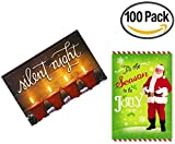 100-Wholesale-Traditional-Christmas-Cards-with-Envelopes-Classic-Holiday-Designs-General-Audience-on-Recycled-Paper