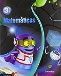Matem�ticas 3� Primaria + Comic (Supe...
