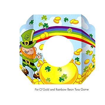 Pot O'Gold Bean Bag Toss Game