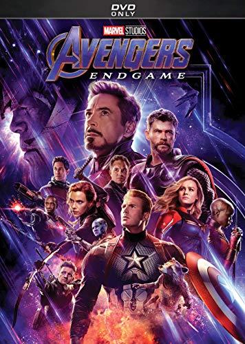 DVD : Avengers: Endgame