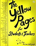 Yellow Pages for Students and Teachers