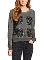 Pepe Jeans London Sudadera Colleen (Gris)