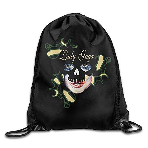 [AegeanSea Lady Singer Gaga Leisure Rope Bag] (Gaga Dance Costumes)