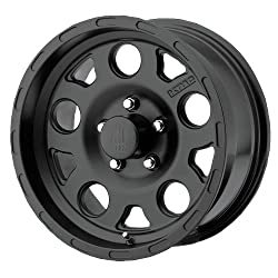 KMC Wheels XD Series Enduro XD122 Matte Black Wheel (16×8″/6×5.5″)