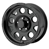 XD Series Enduro (Series XD122) Matte Black - 17 x 9 Inch Wheel