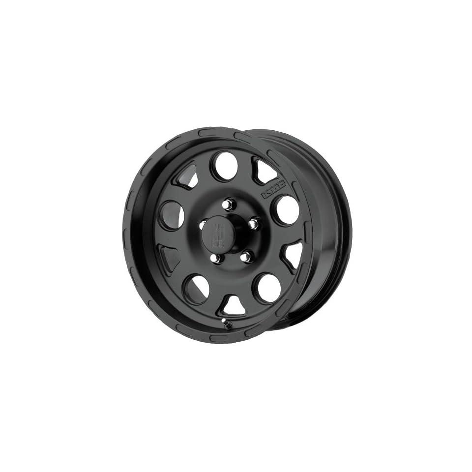 XD Series Enduro XD122 Matte Black Wheel (16x8/6x5.5)