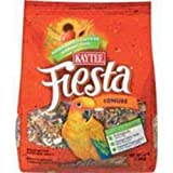 Kaytee Fiesta Max Food for Conures, 4-1/2-Pound Bag
