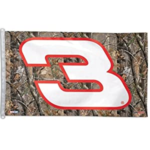 NASCAR Camoflage Banner Driver: Richard Childress by WinCraft