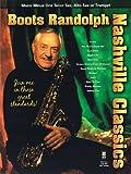img - for Music Minus One Tenor Sax, Alto Sax or Trumpet: Boots Randolph: Nashville Classics book / textbook / text book