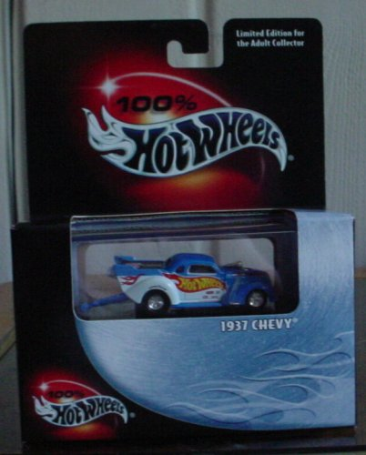 Hot Wheels 100% 1937 Chevy #22 2002