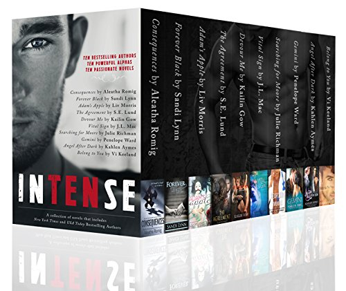 Vi Keeland - inTENse: A Collection of 10 Full Length Erotic Romance Bestsellers