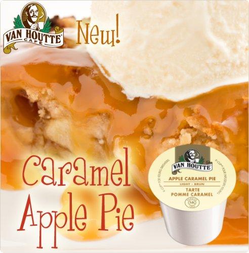 Van Houtte APPLE CARAMEL PIE Coffee - 12 k-cups