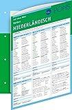 PONS Verben auf einen Blick Niederländisch: kompakte Übersicht, Verbformen und Konjugationen nachschlagen