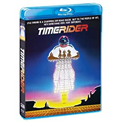 Timerider: The Adventure of Lyle Swann [Blu-ray]