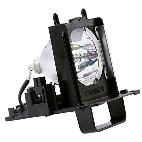 Mitsubishi WD73640 Rear Projector TV Assembly with OEM Bulb and Original Housing (Mitsubishi Tv Parts Lamp Wd73640 compare prices)