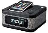TDK iPod/iPhone対応スピーカー FMラジオ搭載 アラームクロックラジオ Xaシリーズ SP-XA4604BK