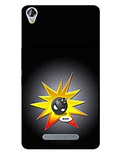 Hugo Micromax Canvas Juice 3 Plus Back Cover