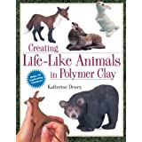 Creating Life-Like Animals in Polymer Clayby Katherine Dewey