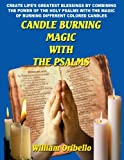 img - for Candle Burning Magic With the Psalms book / textbook / text book