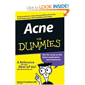 Herbert P. Goodheart M.D. - Acne For Dummies