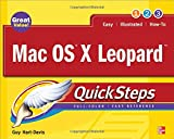 Mac OS X Leopard (QuickSteps) (0071549781) by Hart-Davis, Guy