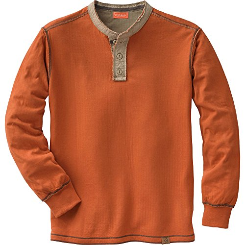 Legendary Whitetails Men's Fully Charged Henley Canyon X-Large (Men Thermal Henley compare prices)