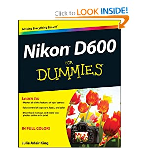 Nikon D600 User Manual