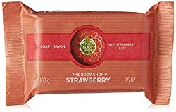 The Body Shop Strawberry Soap, 100gm