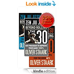 Zen Jiu Jitsu - Kindle Publishing Package: 30 Day Protocol + White to Blue + BJJ Over 40
