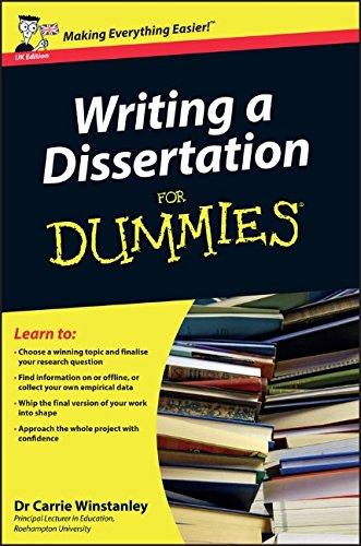 Writing Dissertation Zimbabwe