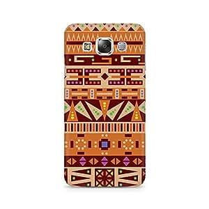 Ebby Tribal Pizza Premium Printed Case For Samsung Grand 2 G7106