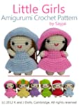 Little Girls Amigurumi Crochet Patter...