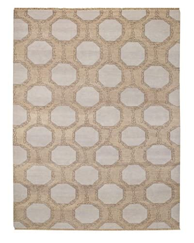 Capel Rugs Hable Construction Penny Rectangle Hand Knotted Rug