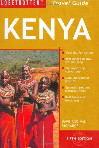 Globetrotter Guide to Kenya