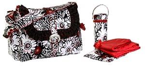 Kalencom Miss Prissy Tango - Set de bolso cambiador en BebeHogar.com