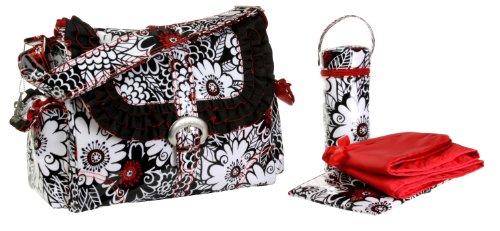 Kalencom Miss Prissy Buckle Bag, Tango