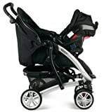 Graco Quattro Tour Sport Travel System (Grey, 0 - 36 Months)