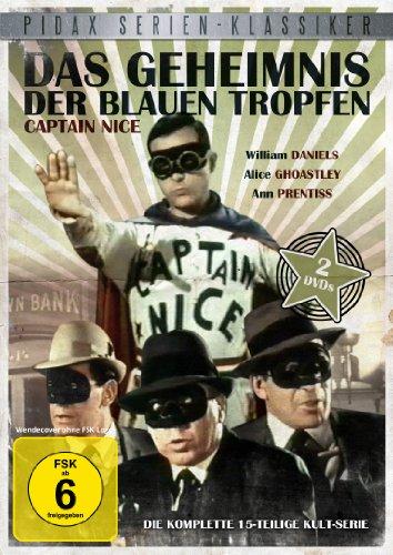 Das Geheimnis der blauen Tropfen - Die komplette Serie [2 DVDs]