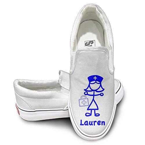 [Nurse Man Canvas Shoes] (Jackie Nurse Shoes)