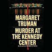 Murder at the Kennedy Center | Margaret Truman