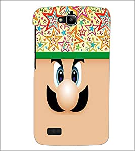PrintDhaba Cartoon D-3744 Back Case Cover for HUAWEI HONOR HOLLY (Multi-Coloured)