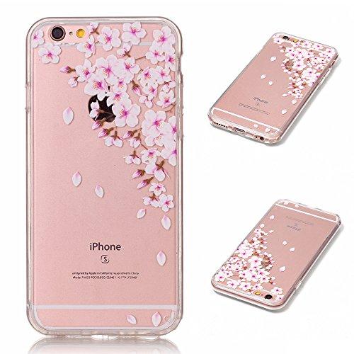 TUOTR Coque Housse Etui pour Apple iPhone 6 Plus (Ecran : 5.5 pouces) Coque en Silicone, Apple iPhone 6 Plus (Ecran : 5.5 pouces) Silicone Coque